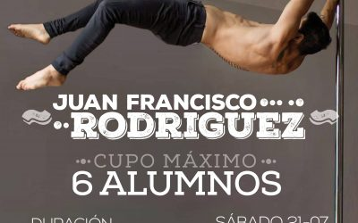 Power Pole con Juan Francisco Rodriguez