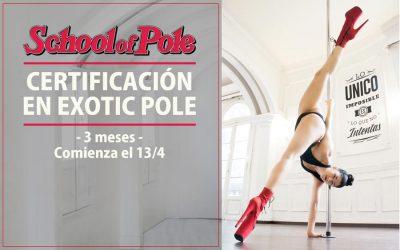 Certificación en Exotic Pole
