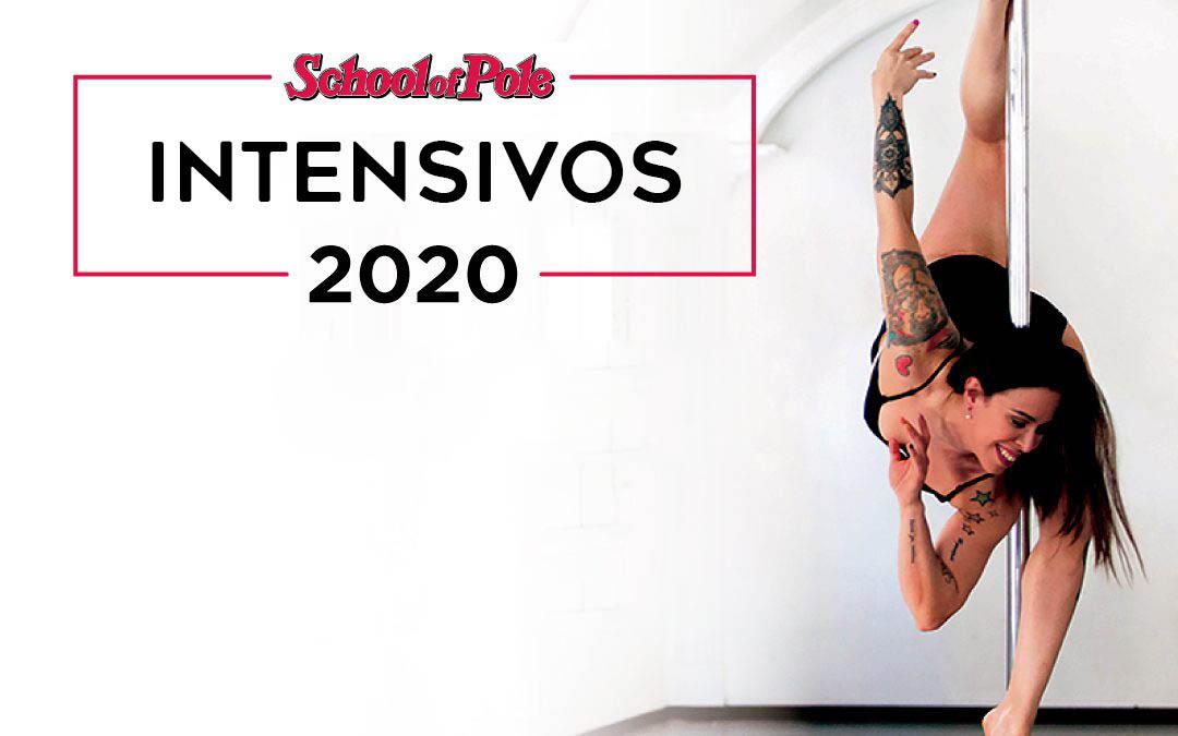 CICLO DE INTENSIVOS 2020